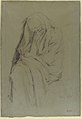 Study for Vieille Italienne(recto); Drapery Study (verso) MET 1980.200.jpg