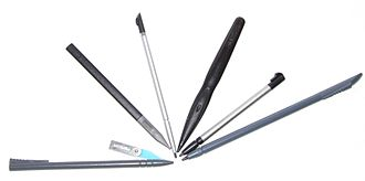 Stylus - Styluses for different PDAs