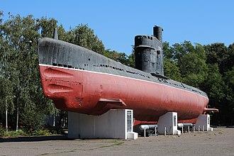 Quebec-class submarine - Image: Submarine M 296 2016 G1