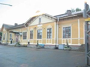 Suonenjoki - Suonenjoki railway station