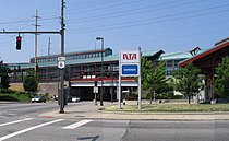 Superior Cleveland RTA station.JPG