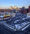 Surface Parking Lots, Downtown East Minneapolis, Feb. 2013 (23404903724).jpg