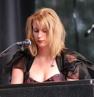 Susanne Sundfør - Sundfør performing in Stavanger, 2010