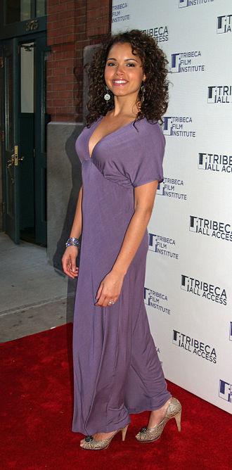 Susie Castillo - Castillo at the 2007 Tribeca Film Festival