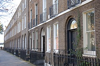 small street in the London Borough of Hackney
