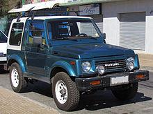 Suzuki Jimny Roof Lights