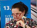Svět knihy 2010 - Amalaine Diabová.JPG