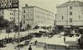 Světozor - 1.9.1911 - issue 1 - Krajinská výstava - Hlavní prostranství.png