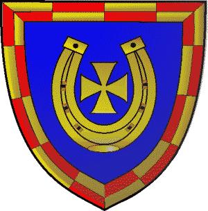 Conrad Swan - The coat of arms of Sir Conrad Swan