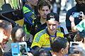 Sweden national under-21 football team, Euro 2015 celebration, players 27.JPG