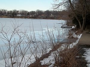 Delran Township, New Jersey - Swede's Lake