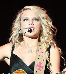 Taylor Swift Lovely American Caountry