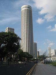 Swissôtel The Stamford In Singapore