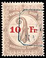 Switzerland Basel 1899 bordereau revenue 10Fr - 16aB.jpg