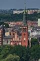 Szczecin St. Adalbert church facade 2021.jpg