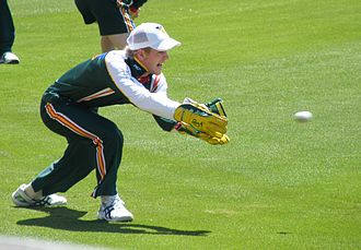 Tim Paine - Paine wicketkeeping for Tasmania in 2008