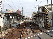 TKK Wakabayashi station.JPG