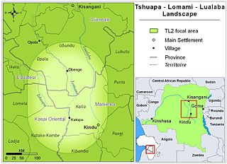 Tshuapa–Lomami–Lualaba Conservation Landscape