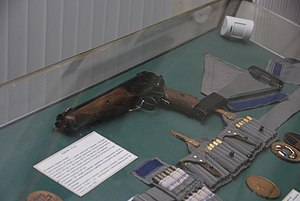 TP-82 - TP-82 in Military Historical Museum of Artillery, Engineers and Signal Corps, Saint Petersburg