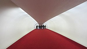TWA Flight Center - Original concourse