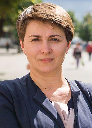 Belarusian presidential election, 2015 - Image: Tacciana Karatkievič