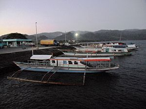 San Jose, Camarines Sur - Harbor of Dolo/Sabang