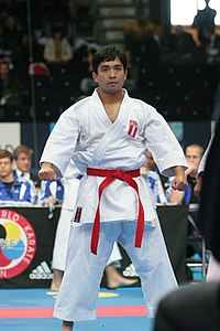 Red belt (martial arts) - Wikipedia