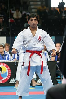Red belt (martial arts)