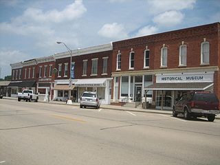Tampico, Illinois Village in Illinois, United States