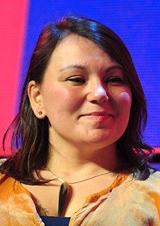 Tanya Tagaq Canadian Inuk throat singer