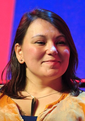 Tanya Tagaq - Tanya Tagaq, in 2017.