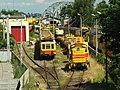 Tczew, 1 maja, vlaky.JPG
