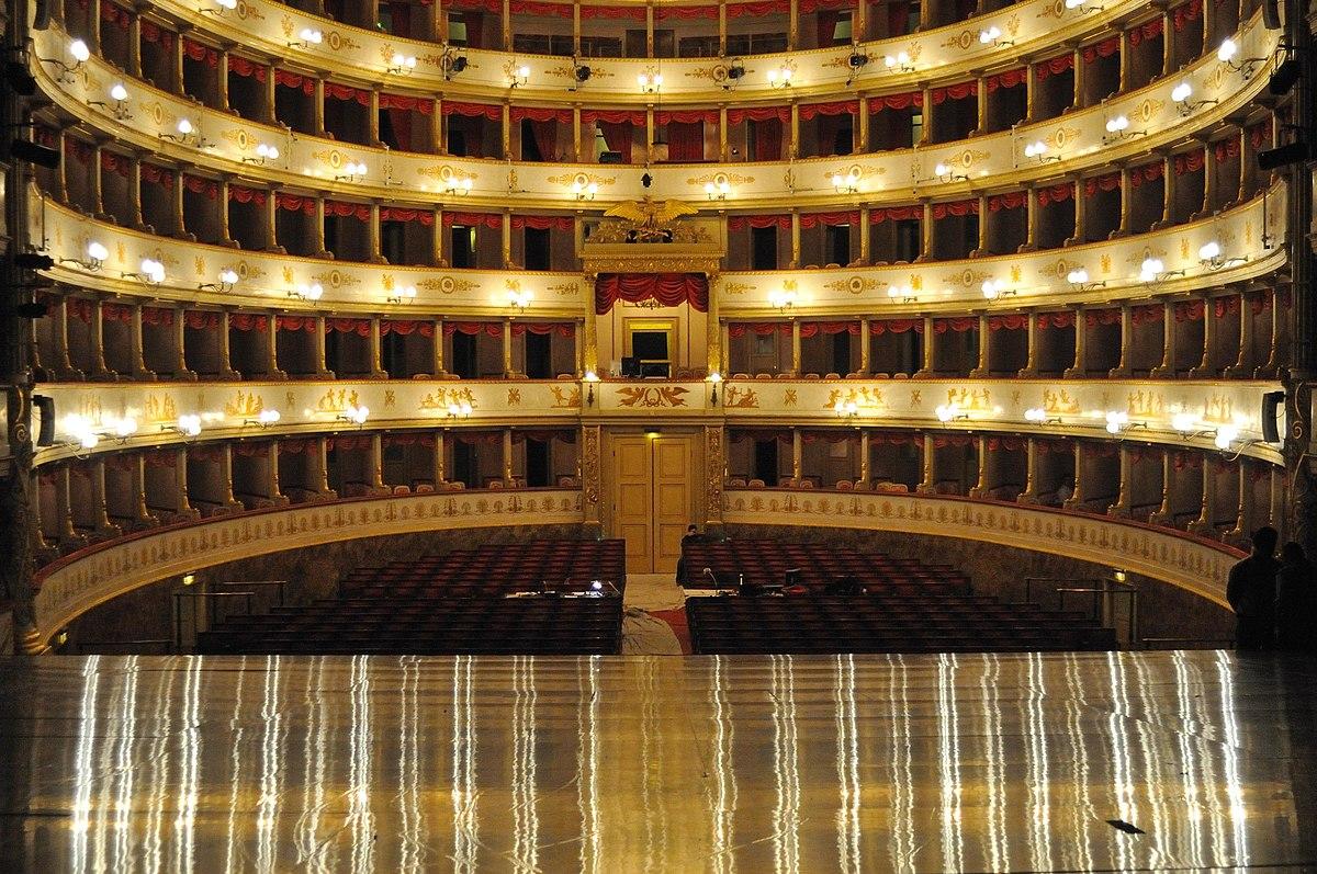Transmission For Sale >> Teatro Comunale Modena - Wikipedia