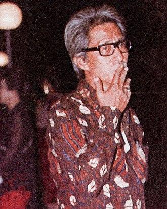 Teguh Karya - Karya at the 1982 Indonesian Film Festival