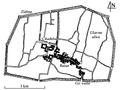 Teheran citadel in late 18 century (Croatian).png
