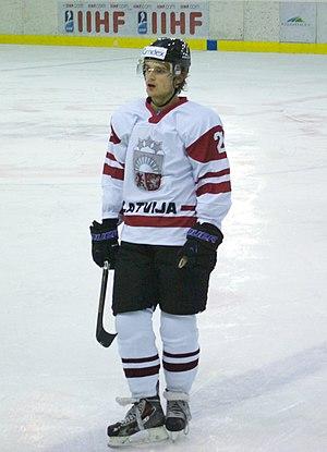 Teodors Bļugers - Image: Teodors Blugers, Denmark U20 Latvia U20, 19.12.2013