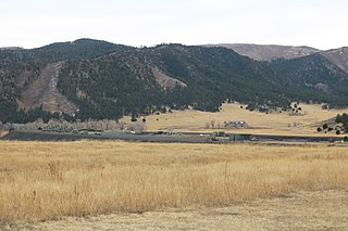 Tercio, Colorado human settlement in Colorado, United States of America