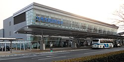 Terminal building of Saga Airport February 2016.jpg