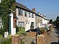 Terraced housing on Eynsford Road, Crockenhill - geograph.org.uk - 985212.jpg