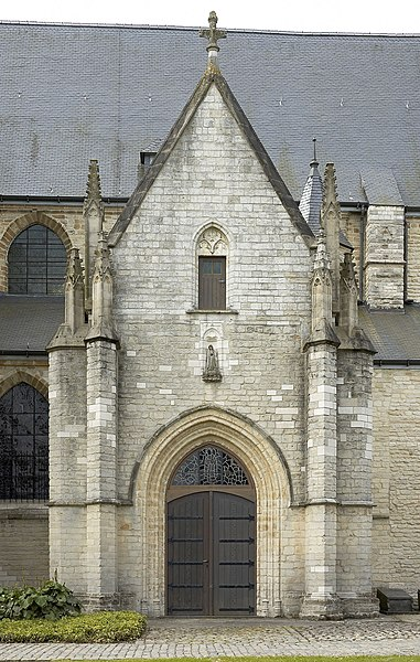 Sint-Jan Evangelist church in Tervuren, Belgium