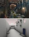 Testament of SH - Sketch & 3D model Jail.png