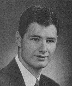 Tex Winter - Winter as head coach for Marquette University in 1953.
