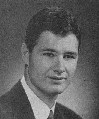 Tex Winter - Winter as head coach for Marquette University in 1953.