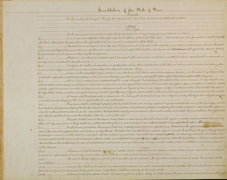 File:Texas constitution 1876.jpg