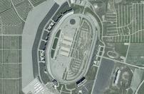 Texas Motor Speedway on NASA World Wind 1.3.