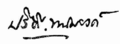 Thai-PM-pridi signature.png