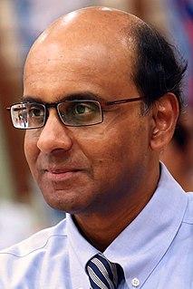Tharman Shanmugaratnam Singaporean politician