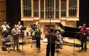 .Gabriel - The Palmetto Camerata, .GABRIEL Recording Session, January 5, 2010