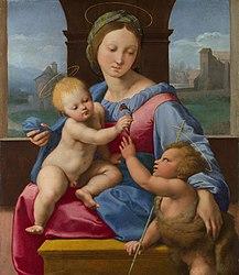 Raffaello Sanzio: Madonna Aldobrandini