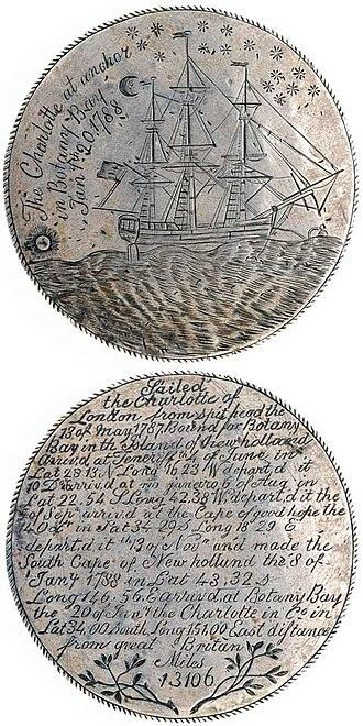 Charlotte Medal - The Charlotte Medal
